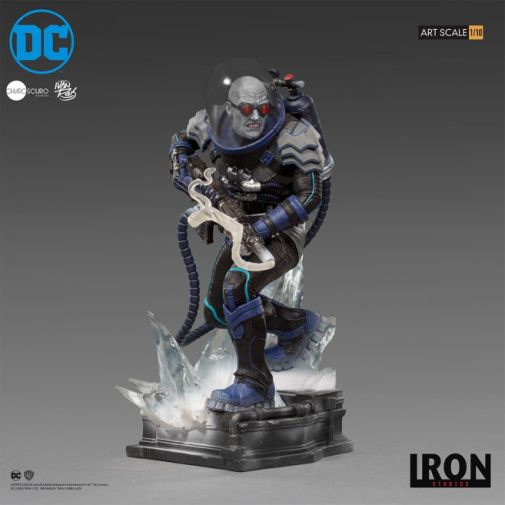 Iron Studios - Mr Freeze - Art Scale - 05