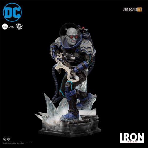 Iron Studios - Mr Freeze - Art Scale - 14
