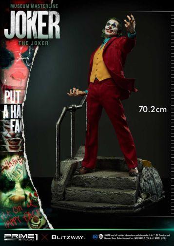 Prime 1 Studio - Joaquin Phoenix - Joker - 09