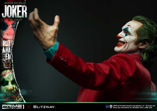 Prime 1 Studio - Joaquin Phoenix - Joker - 100
