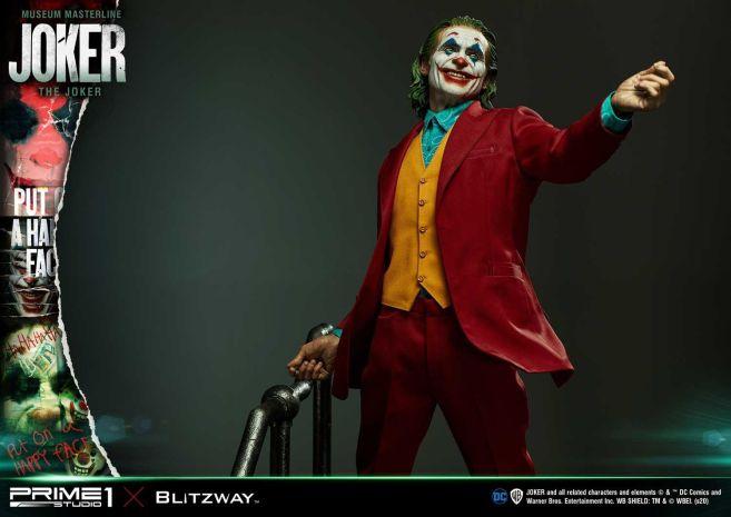 Prime 1 Studio - Joaquin Phoenix - Joker - 106