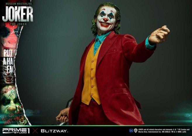 Prime 1 Studio - Joaquin Phoenix - Joker - 107