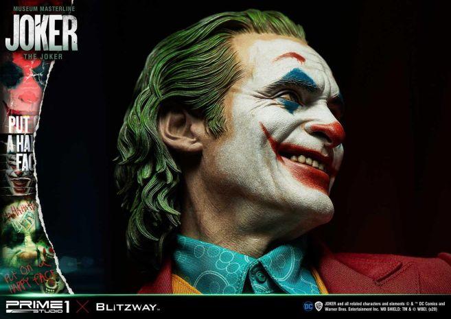 Prime 1 Studio - Joaquin Phoenix - Joker - 115