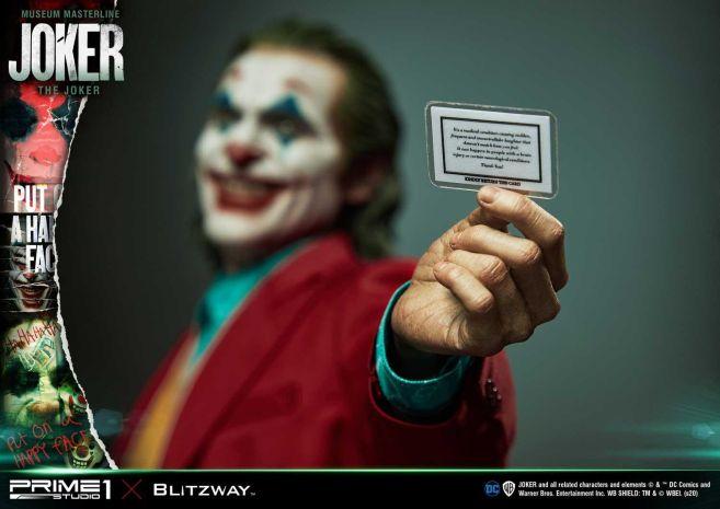 Prime 1 Studio - Joaquin Phoenix - Joker - 118