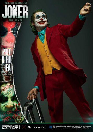 Prime 1 Studio - Joaquin Phoenix - Joker - 17