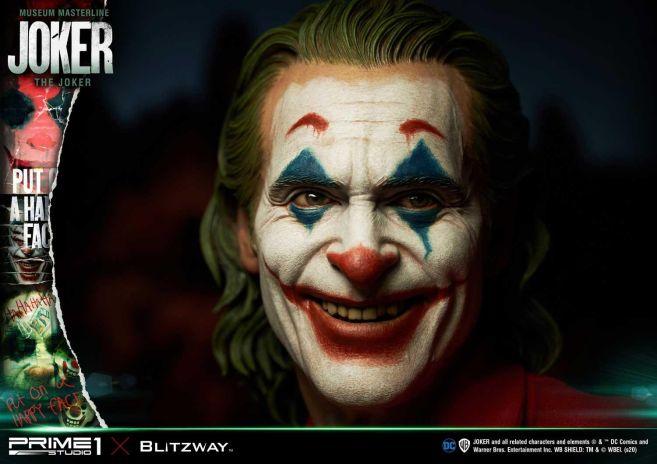 Prime 1 Studio - Joaquin Phoenix - Joker - 19
