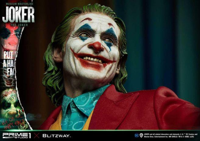 Prime 1 Studio - Joaquin Phoenix - Joker - 23
