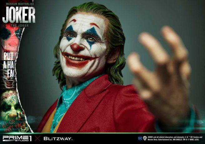 Prime 1 Studio - Joaquin Phoenix - Joker - 25