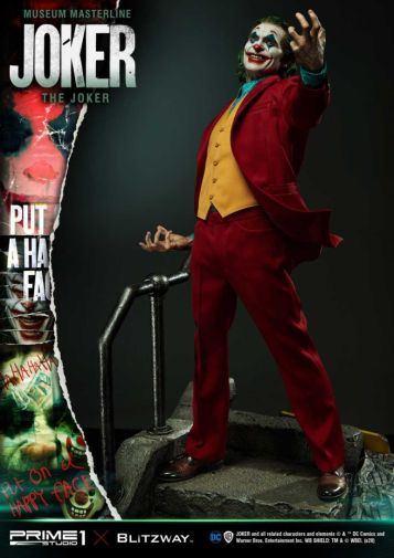 Prime 1 Studio - Joaquin Phoenix - Joker - 45