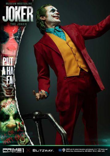 Prime 1 Studio - Joaquin Phoenix - Joker - 49