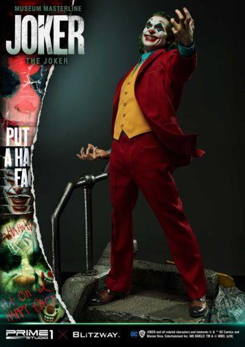 Prime 1 Studio - Joaquin Phoenix - Joker - 55
