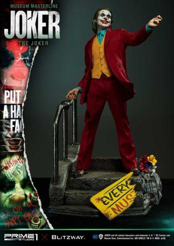 Prime 1 Studio - Joaquin Phoenix - Joker - 60