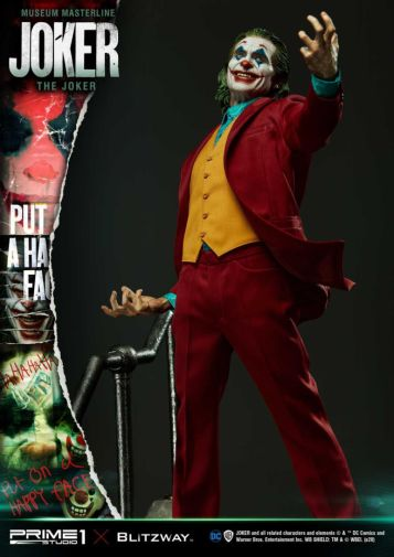 Prime 1 Studio - Joaquin Phoenix - Joker - 70