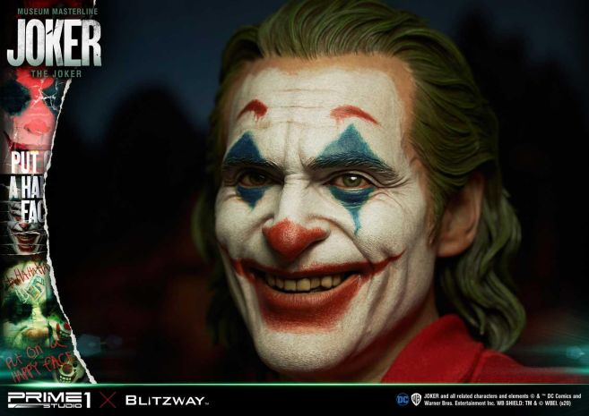 Prime 1 Studio - Joaquin Phoenix - Joker - 78