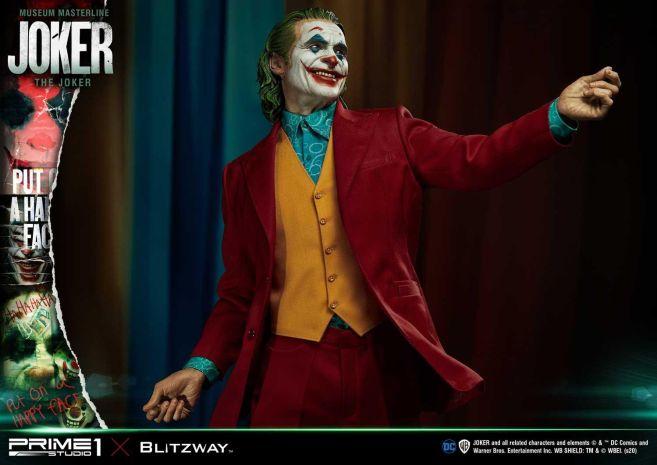 Prime 1 Studio - Joaquin Phoenix - Joker - 83