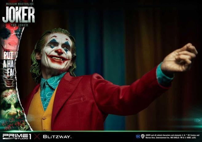Prime 1 Studio - Joaquin Phoenix - Joker - 86
