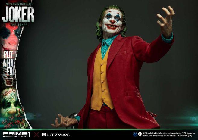 Prime 1 Studio - Joaquin Phoenix - Joker - 91