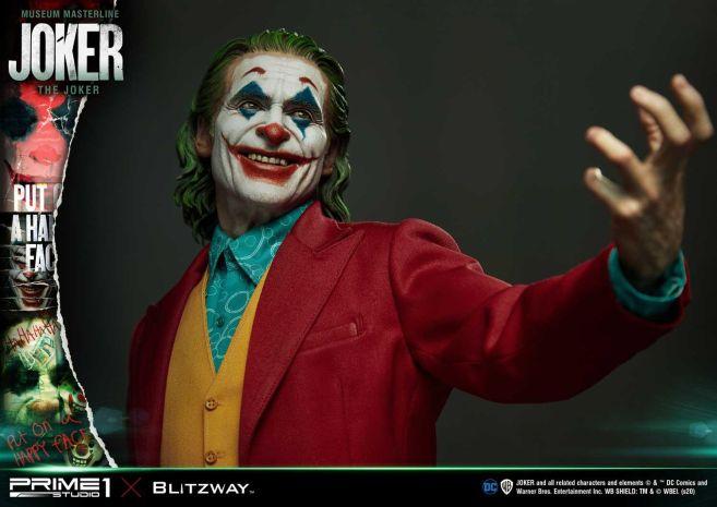 Prime 1 Studio - Joaquin Phoenix - Joker - 92