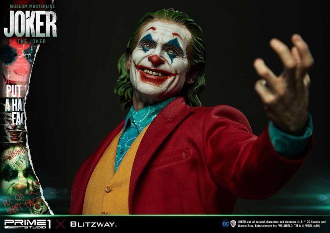 Prime 1 Studio - Joaquin Phoenix - Joker - 99