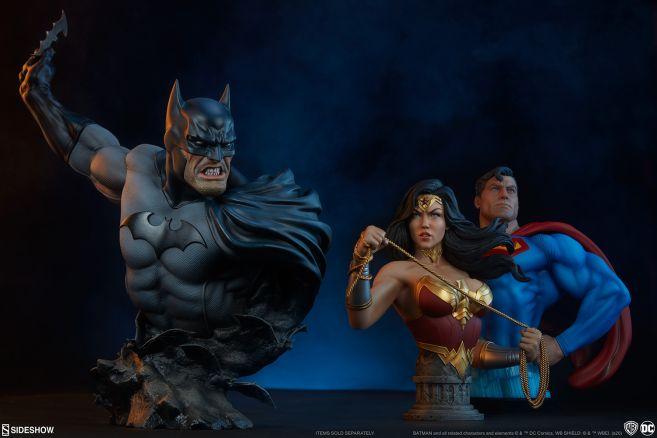 Sideshow - DC - Batman Bust - 05