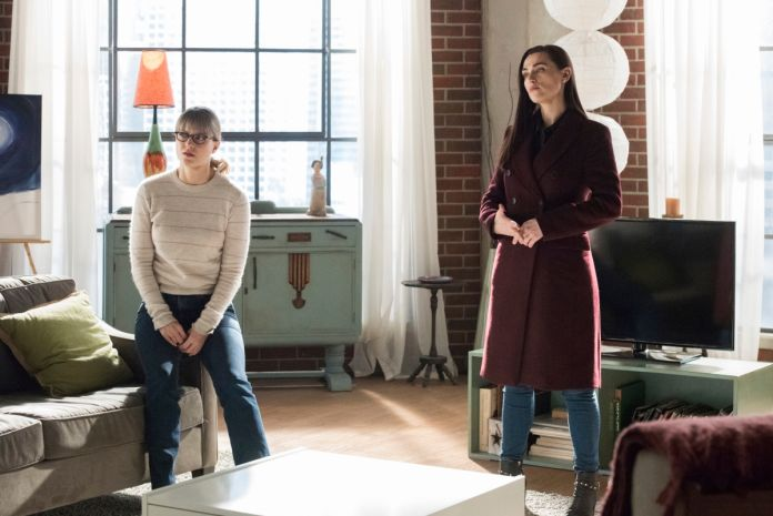 Kara and Lena