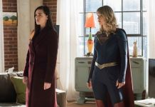 Supergirl 5x19 - Supergirl and Lena Luthor
