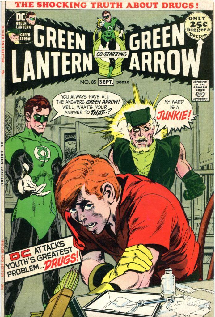 Green Lantern - Vol 2 - 85 - Cover