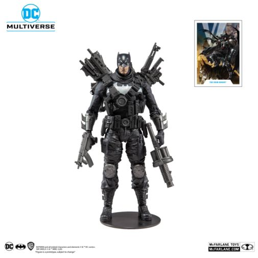 McFarlane Toys - DC Multiverse - Batman - Dark Knights Metal - The Grim Knight - 02