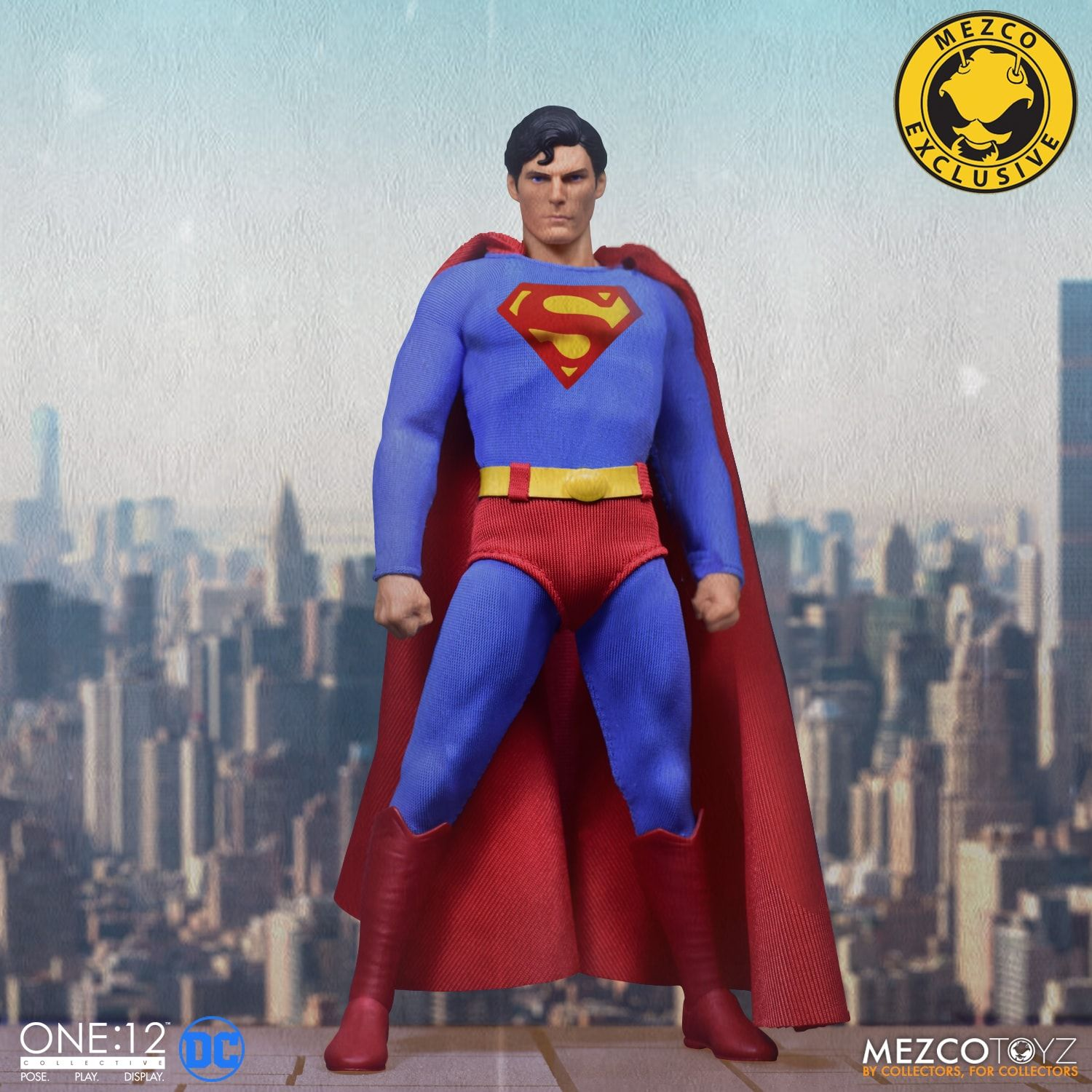 Mezco Opens Preorders For One 12 Collective Superman 1978 Edition