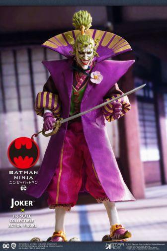 Star Ace Toys - Batman Ninja - Lord Joker - 01
