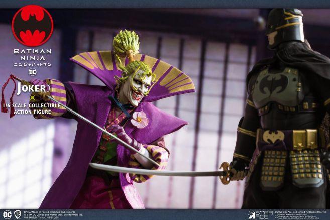 Star Ace Toys - Batman Ninja - Lord Joker - 02