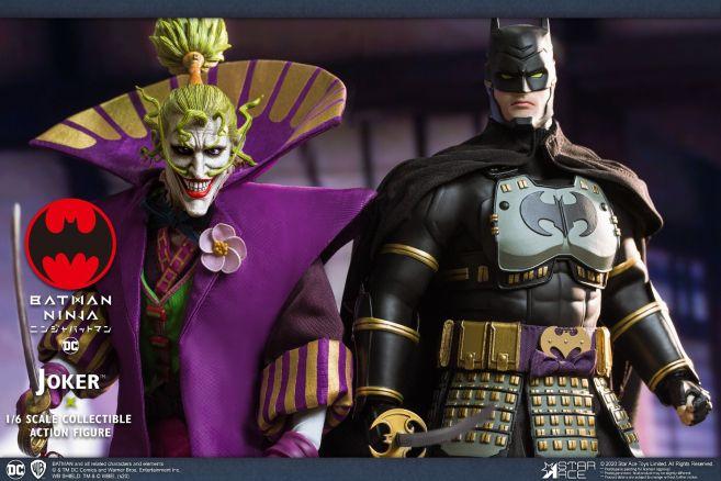 Star Ace Toys - Batman Ninja - Lord Joker - 04