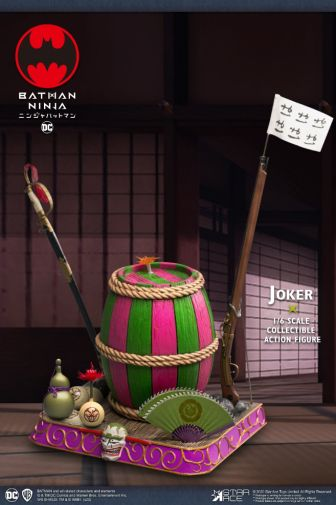 Star Ace Toys - Batman Ninja - Lord Joker - 08