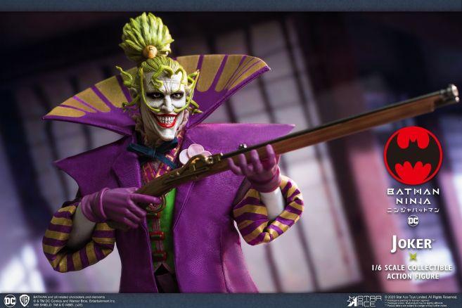 Star Ace Toys - Batman Ninja - Lord Joker - 09