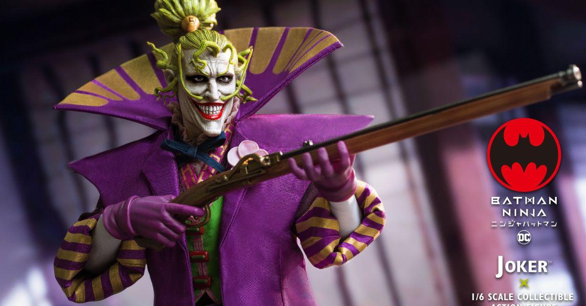Star Ace Toys Shows Off Its Batman Ninja Lord Joker Figure Batman News