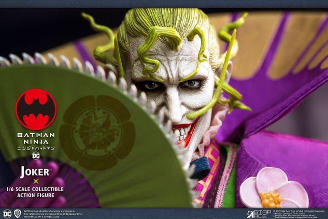 Star Ace Toys - Batman Ninja - Lord Joker - 12