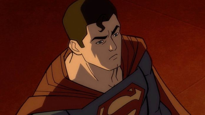 Superman - Man of Tomorrow - Animated Movie - 01