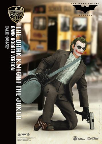 Beast Kingdom - DC - Dark Knight - DAH - Bank Robber Joker - 07