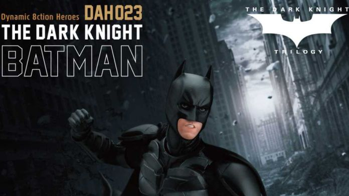 Beast Kingdom - DC - Dark Knight - DAH - Batman - Featured - 01