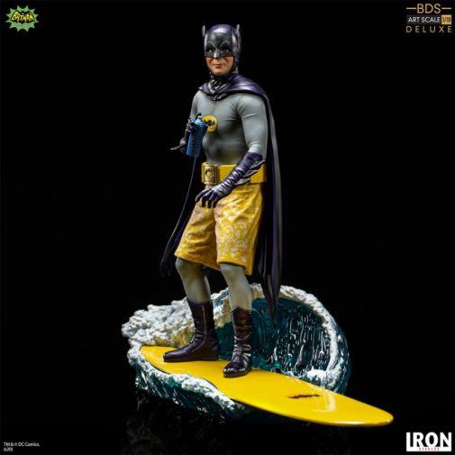 Iron Studios - Batman 1966 - Surfs Up - Batman - 17