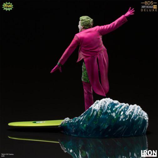 Iron Studios - Batman 1966 - Surfs Up - Joker - 06