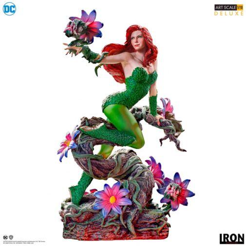 Iron Studios - Poison Ivy - Art Scale - 02