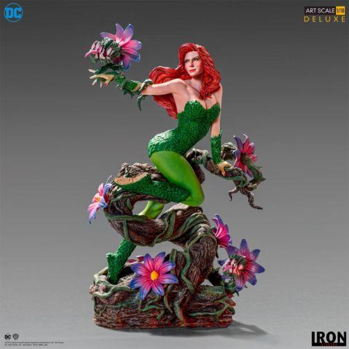 Iron Studios - Poison Ivy - Art Scale - 03