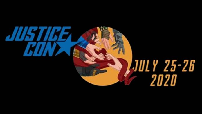 Justice Con - Logo - Featured