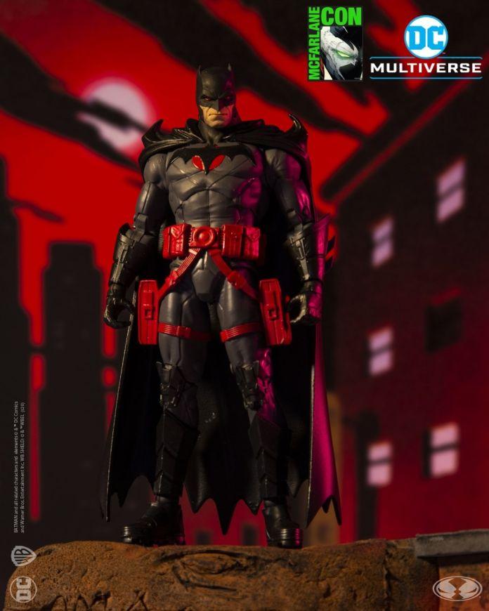 McFarlane Toys DC Multiverse - SDCC 2020 - Flashpoint Batman