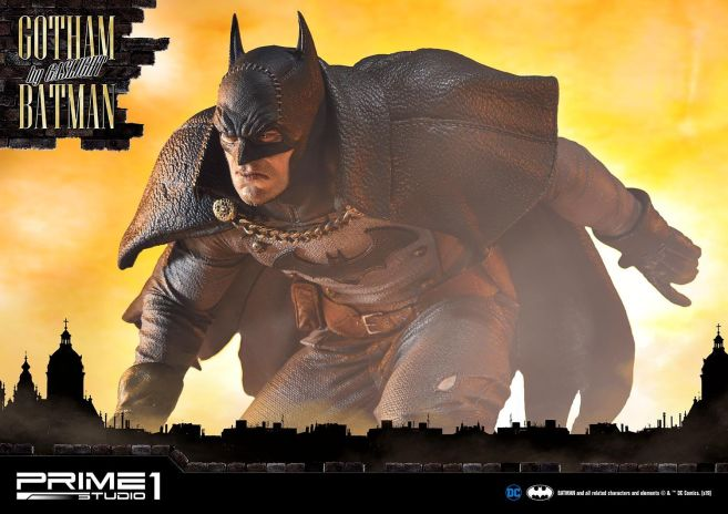 Prime 1 Studio - DC Comics - Gotham by Gaslight - Black Ver - 06