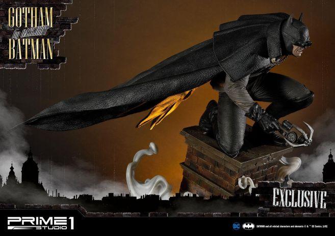 Prime 1 Studio - DC Comics - Gotham by Gaslight - Black Ver - 12