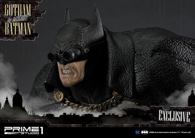 Prime 1 Studio - DC Comics - Gotham by Gaslight - Black Ver - 25