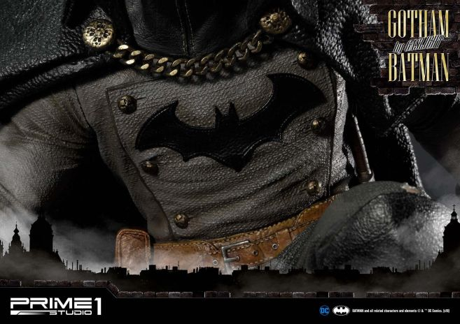 Prime 1 Studio - DC Comics - Gotham by Gaslight - Black Ver - 46