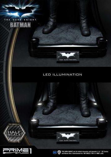 Prime 1 Studio - The Dark Knight - Batman -1-2 Scale - 14